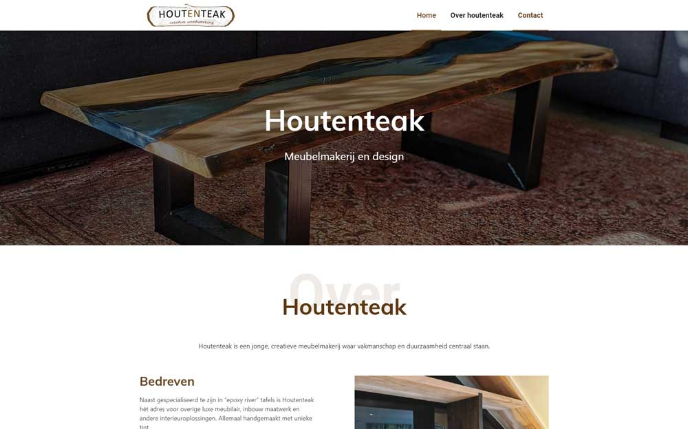 Houtenteak
